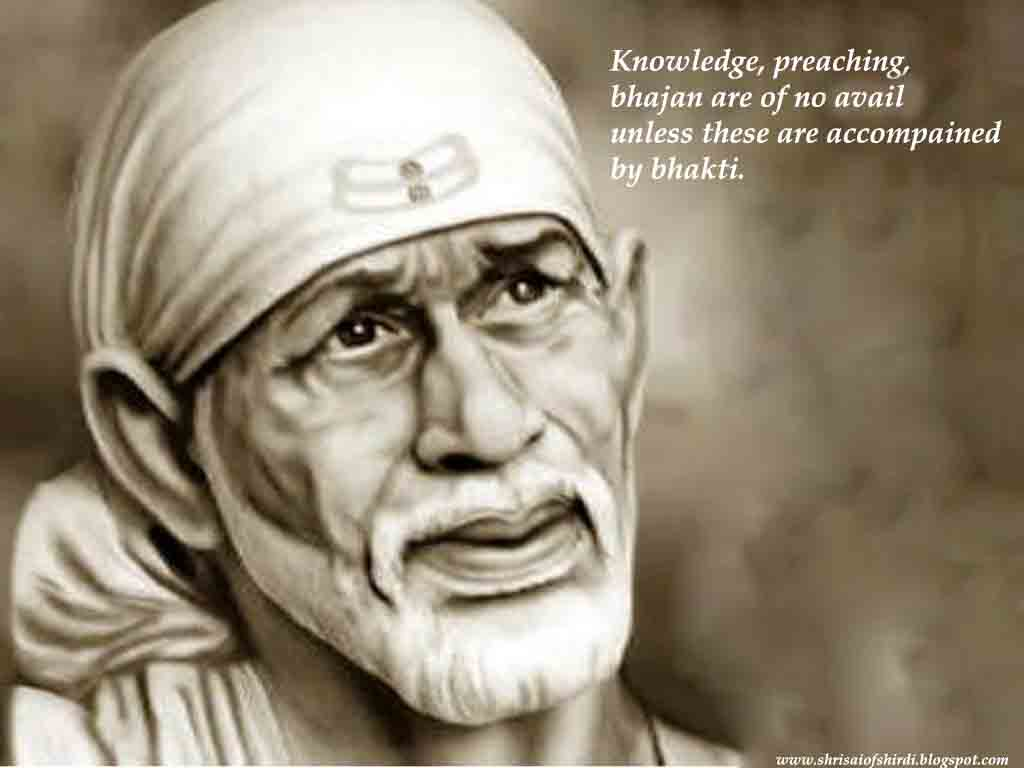 Image result for images of shirdi sai baba preaching