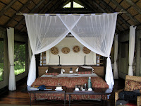 Spoiled rotten in luxury - Savuti Camp, Botswana