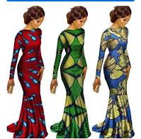 Ankara style for women