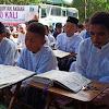 Subhanallah... Santri Asal Papua Ini Khatam Al-Qurán 3.500 Kali
