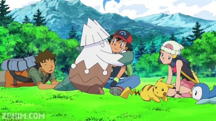 Ảnh trong phim Bảo Bối Thần Kỳ 12 - Pokemon Season 12 4