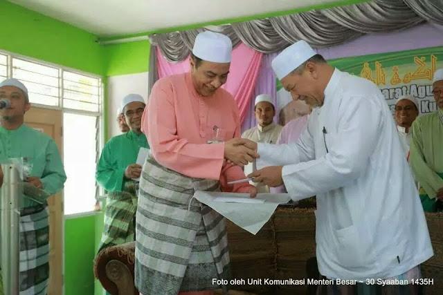 Dato MB VS Dato Husam