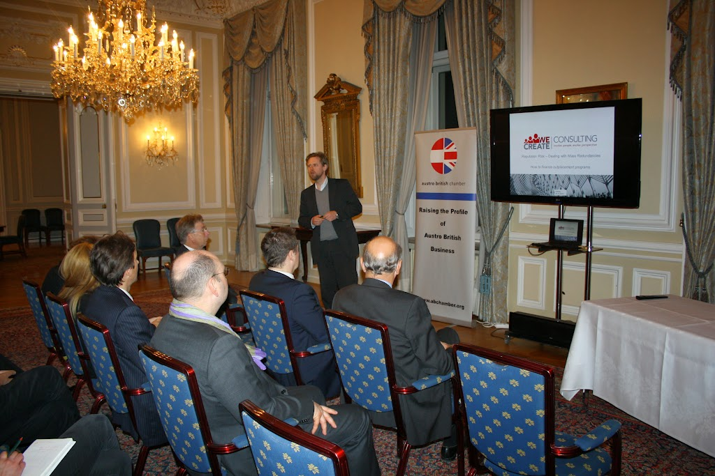 """Presentation: """"Dealing with the Crisis: How to acquire financial support."""" - IMG_0569.JPG"""