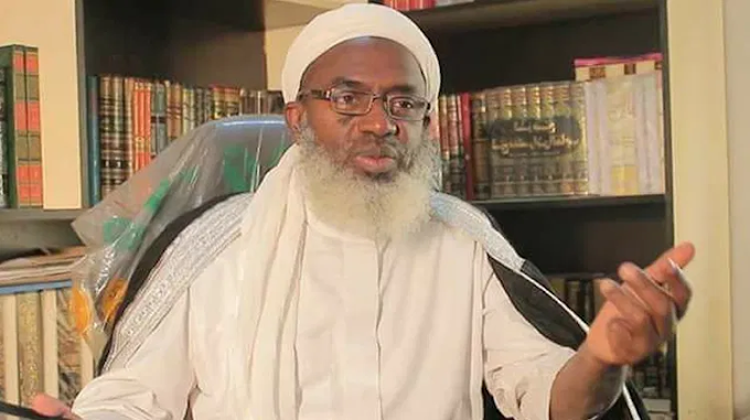 Zamfara Bandits I Met With Are Not Responsible For The Abduction Of The Schoolgirls – Islamic Scholar, Sheik Gumi