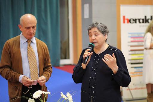 Lansare carte - Cantec de iubire de Elena-Liliana Popescu - Bookfest 2014