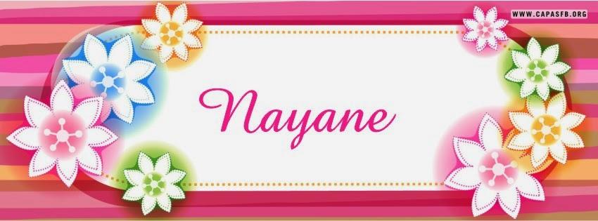 Capas para Facebook Nayane