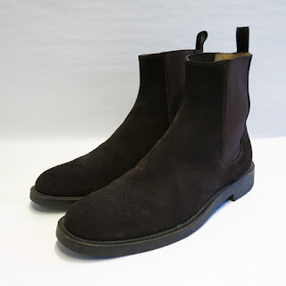 Bally Suede Chelsea Boots