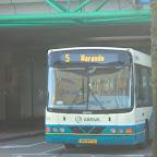 Wrightbus Commander bus 6228 van Arriva met lijn 4 naar Warande
