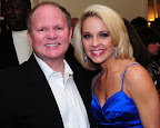 Randy Pruett and Miss Texas, Rebecca Robinson