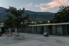 The shelter in Split