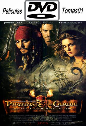 Piratas del Caribe 2: El cofre del hombre muerto (2006) DVDRip