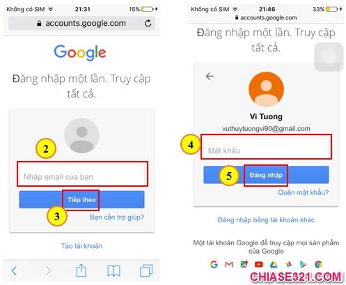 cách tạo tài khoản ID Apple cho iPhone iPad