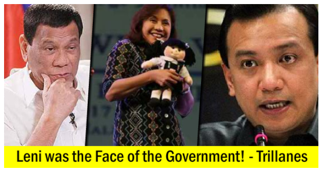 'Target ni DU30 si Leni! We have to be on guard! ' - Trillanes