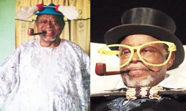 Veteran Nigerian Comedian, Baba Sala is dead