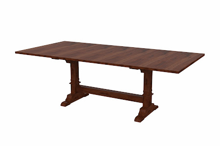 Tuscany Conference Table in Montana Walnut