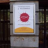 Congreso de Teologia Cristianismo y Violencia - Madrid, 2005-Sep-09