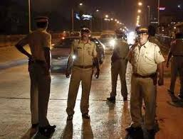 Strict-security-in-Kolhapur