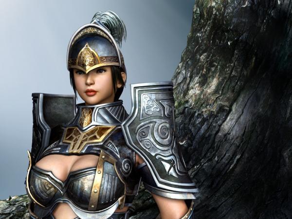 Anxious Guard, Magick Warriors 3