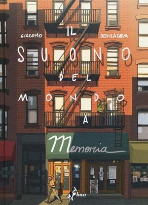 Il Suono del Mondo a Memoria (cover variant)