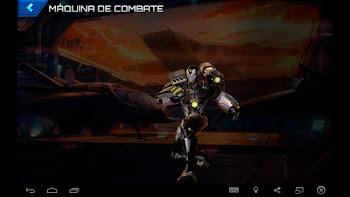 Máquina de Combate - Vingadores: A Iniciativa