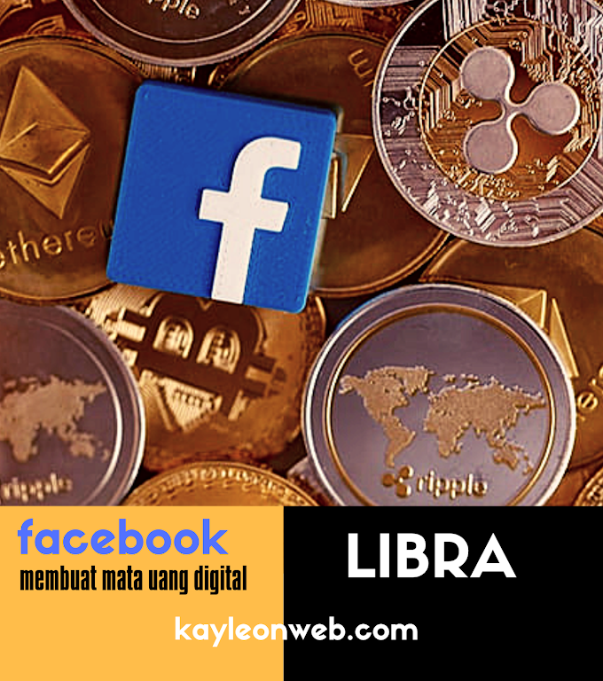 Facebook merilis mata uang digital Libra