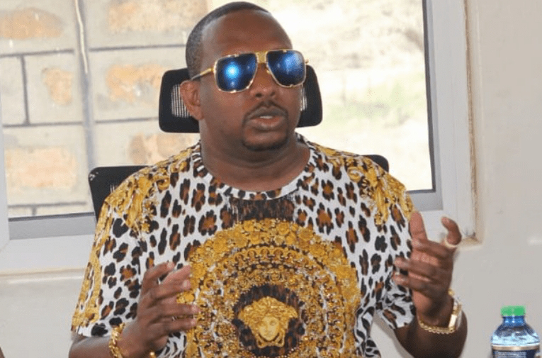 Mike Sonko arrested facing corruption charges.