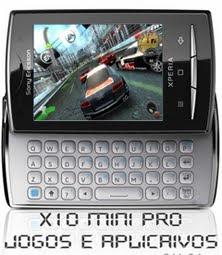 Cmm X10 Mini Pro Jogos / Aplicativos