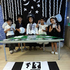 Black & White Day (Jr.KG.) 11-8-2015