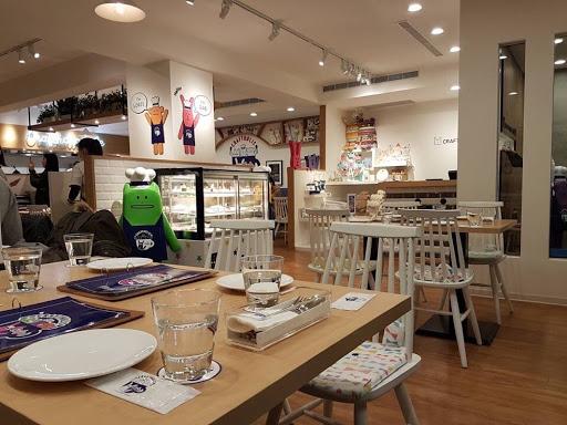 Craftholic Cafe at SYS Memorial Hall Taipei