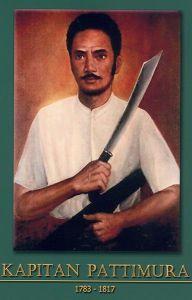 Biografi Kapitan Pattimura – Pahlawan Nasional Dari Maluku