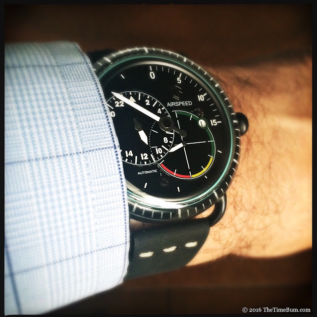 CJR Airspeed wrist