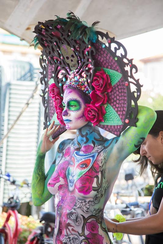IMG_4907 Color Sea Festival 2018 - Bodypainting a Fano