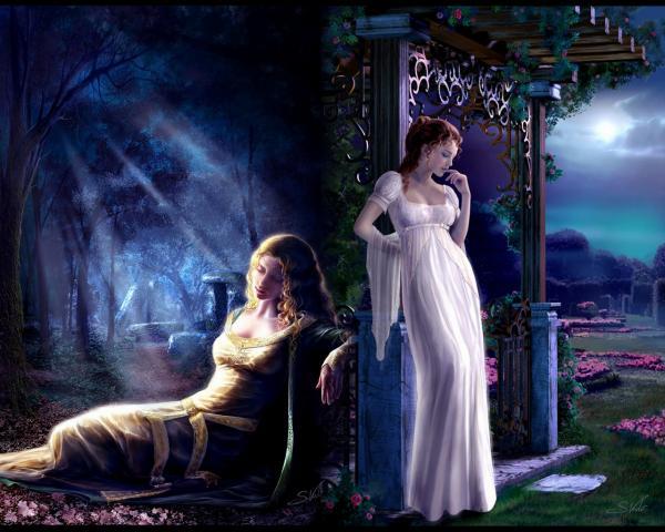 Celestial Girl Of Heaven, Beautiful Magic Girls 1