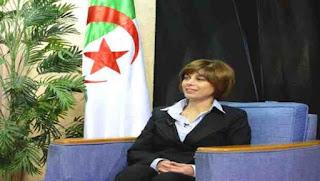 Houda-Imane Faraoun dans un entretien à l'APS