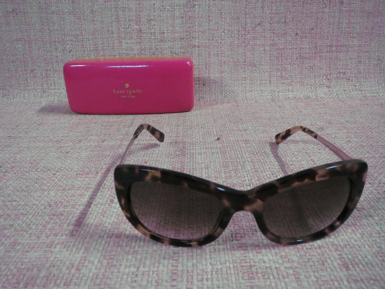 Kate Spade Jayna Sunglasses