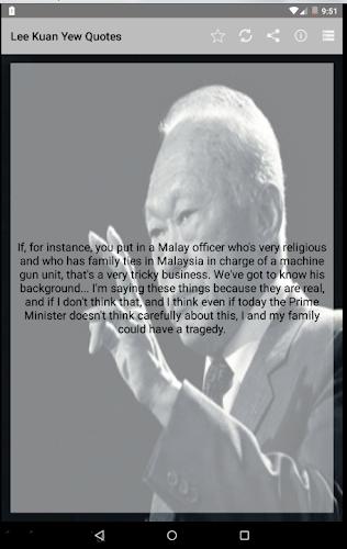 Lee Kuan Yew Quotes APK