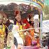 महाशिवरात्रि पर निकली शिव बरात की झांकी