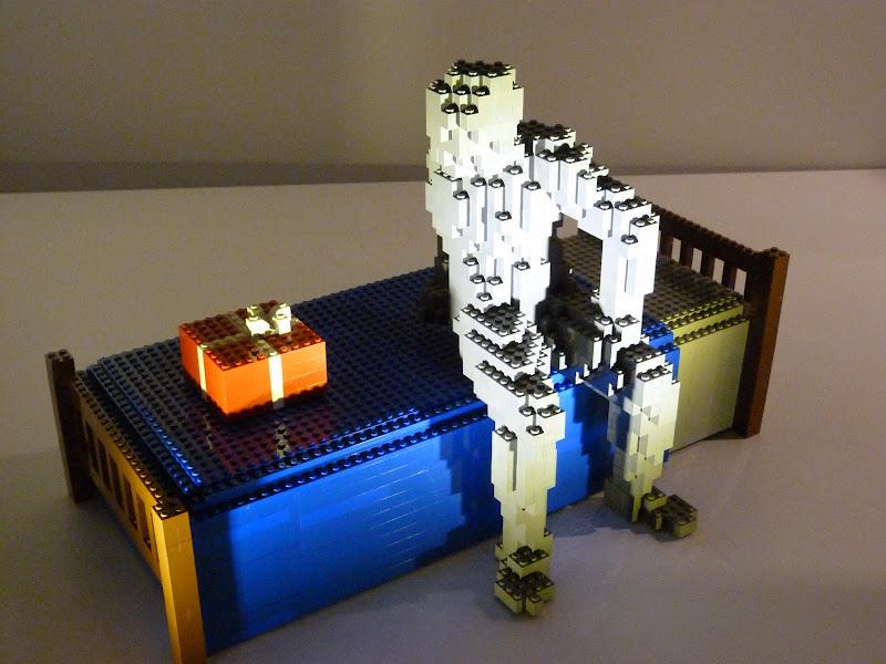 Taipei. Songshan Cultural and Creative Park. Nathan Sawaya. LEGO - P1230004.JPG