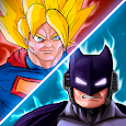 Superheroes Vs Villains 3 - Free Fighting Game icon