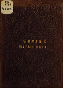Cover of Corine Lestrange's Book Woman Witchcraft or The Curse of Coquetry A Dramatic Romance