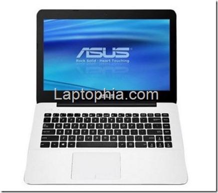 Harga Spesifikasi Asus X454YI