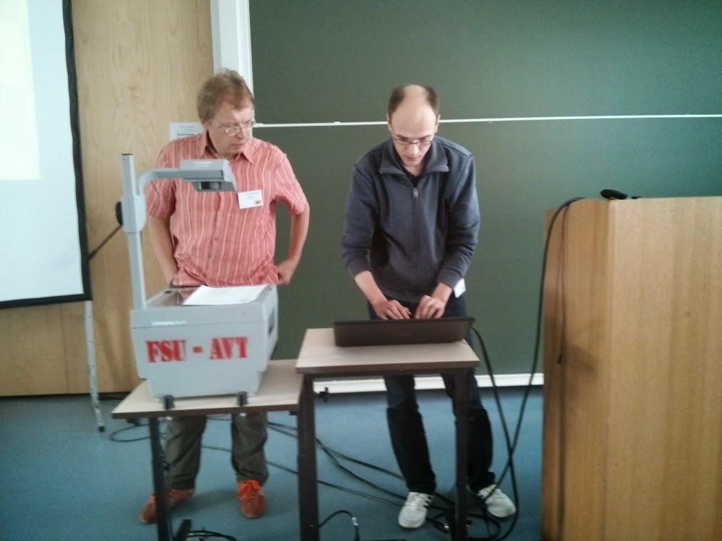 Gundolf Haase + Dirk Martin