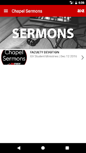 Grand View Student Ministries- screenshot thumbnail
