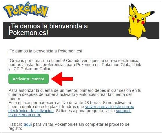 Abrir mi cuenta Pokemon Go - 473