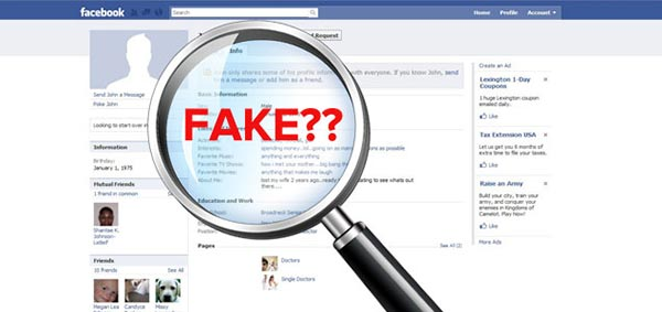 4 Best Tips to Identify Fake Facebook Account Easily