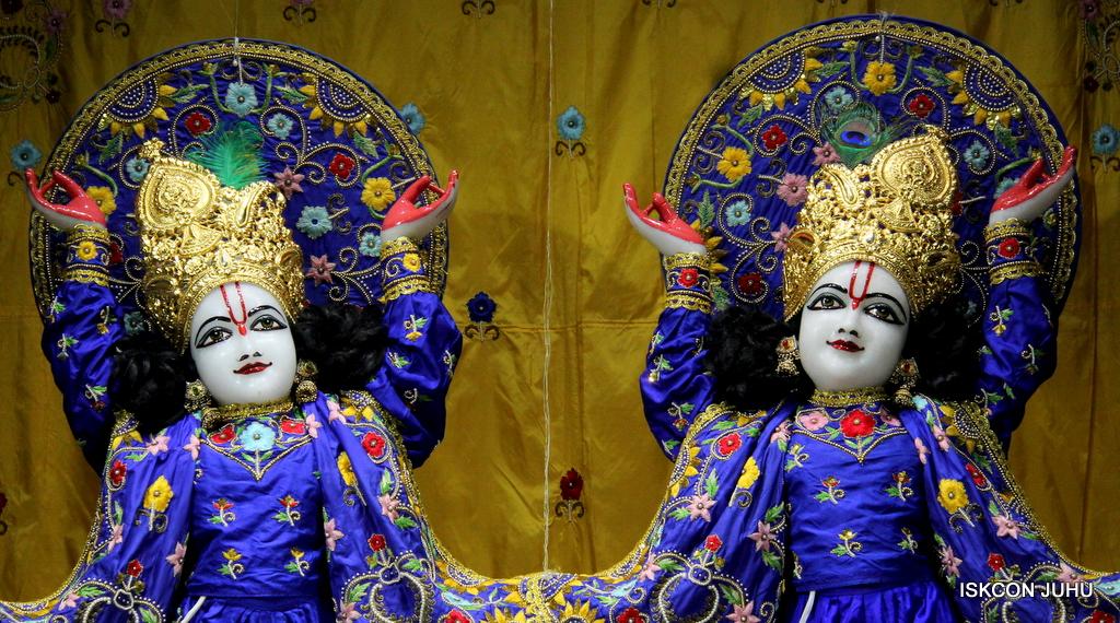 ISKCON Juhu Mangal Deity Darshan on 17th Jan 2017 (37)