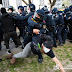 اعتقال 12 متهما بأعمال شغب واعتداء على رجال الشرطة فى مظاهرات عيد العمال في فيينا