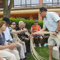 Convivencia de familiares de Alzheimer