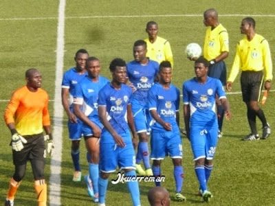 Dolphins Set To Continue Home Record Against Gombe United.
