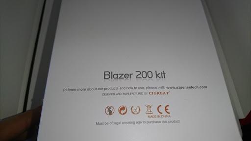DSC 2228 thumb%25255B2%25255D - 【MOD+アトマ】「Sense Blazer 200キット」レビュー。最大200W対応BOX MODとセラミック搭載クリアロのスターターキット!【電子タバコ/爆煙】